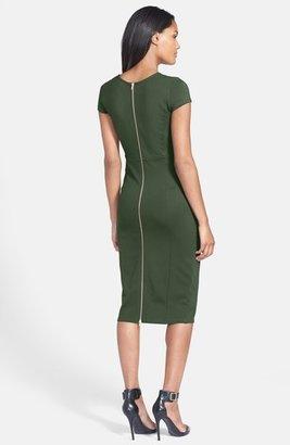 Felicity & Coco Seamed Pencil Dress (Nordstrom Exclusive) (Regular & Petite)