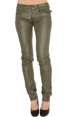 Tripp NYC The Metallic Jean