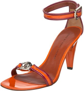 Marc by Marc Jacobs Women's Ankle Strap Open-Toe Sandal