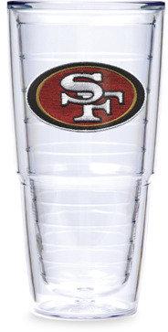 Tervis NFL 24-Ounce 49ers Tumbler