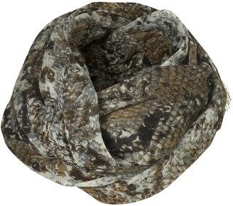 Topshop Natural Snake Snood