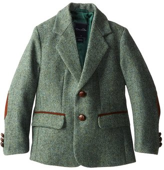 Oscar de la Renta Childrenswear - Tweed Blazer Boy's Jacket $295 thestylecure.com