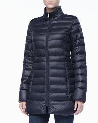 DKNY Short Puffer Coat