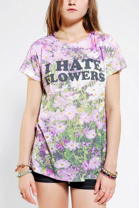 Urban Outfitters I Hate Flowers Tee