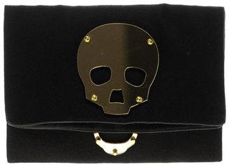 Koku Skull Clutch Bag