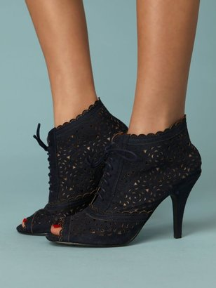 Free People Cut Out Eyelet Bootie