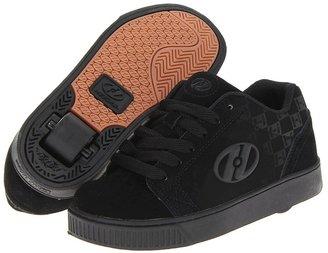Heelys Fade (Little Kid/Big Kid/Men's) (Black) - Footwear