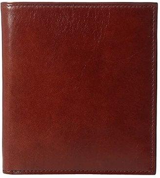 Bosca Old Leather Collection - 12-Pocket Credit Wallet (Cognac Leather) Bi-fold Wallet