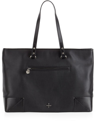 Pour La Victoire Marcelle East-West Tote Bag, Black