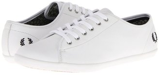 Fred Perry Phoenix Leather (Navy/White) - Footwear
