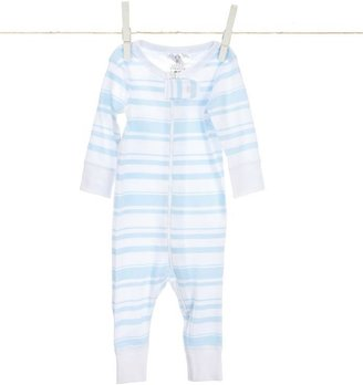 Little Giraffe Cotton Candy™ Stripe Romper
