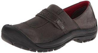 KEEN Women's Kaci Full-Grain Slip On Shoe $109.94 thestylecure.com