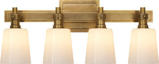Thomas O'Brien BRYANT FOUR-LIGHT BATH SCONCE