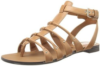 Enzo Angiolini Women's Manilly Gladiator Sandal $89 thestylecure.com