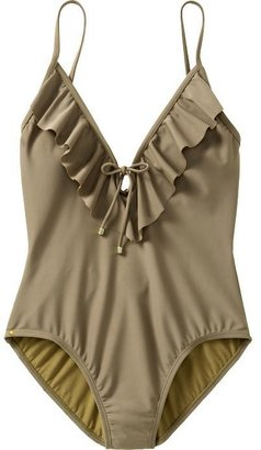 Old Navy Women's Ruffled Swimsuits