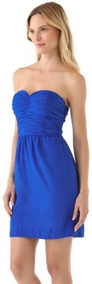 Rebecca Taylor Sweetheart Strapless Dress