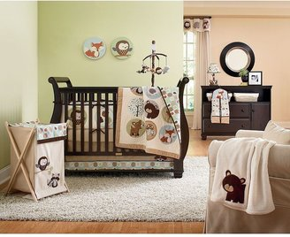 Carter's 4-pc. forest friends crib set