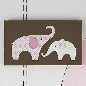 Carter's Elephant Stitch Wall Art