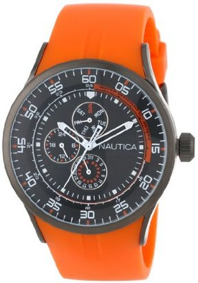Nautica Unisex N15651G NST 17 Multi Function Watch $69.99 thestylecure.com