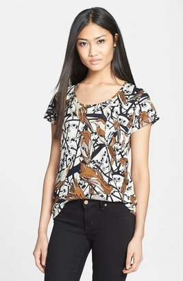 Marc by Marc Jacobs 'Nightingale' Print Jersey