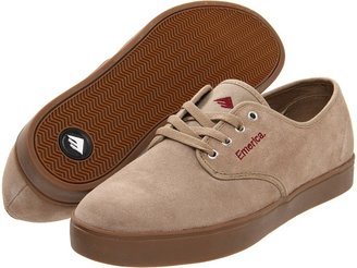 Emerica Laced by Leo (Taupe Canvas) - Footwear