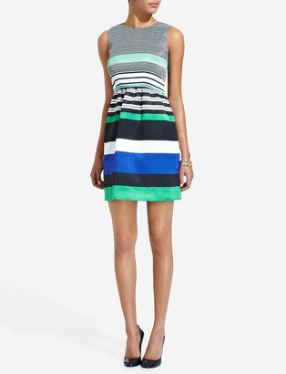 The Limited Striped Popover Dress
