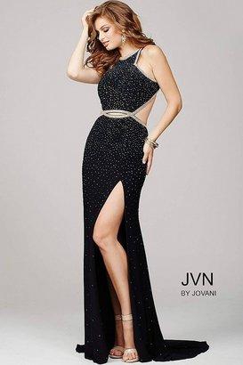 Jovani Cutout Embellished Prom Dress JVN36750