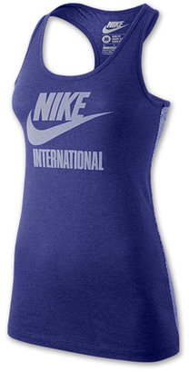 Nike Women's RU International Tank Top