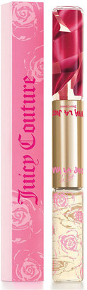 Juicy Couture Viva la Juicy/Viva la Fleur Dual Rollerball, .17 oz