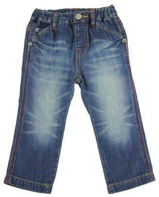 Bit'z Bit'z Kids - Boy's Straight Denim Pant - Blue
