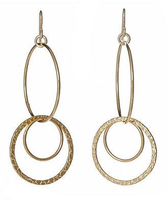 Devon Leigh Multi Circle Earrings