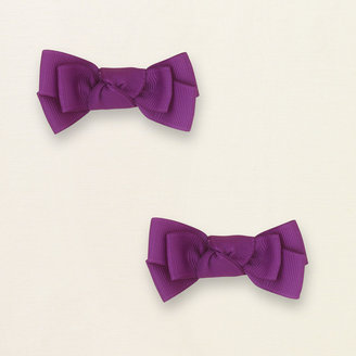 Children's Place Bow hair clips