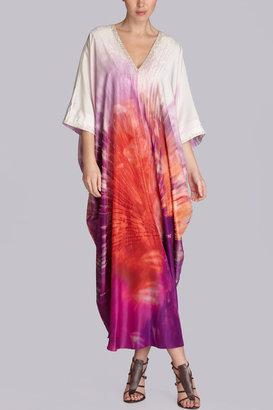 Josie Natori Couture Tao Caftan Style S54018