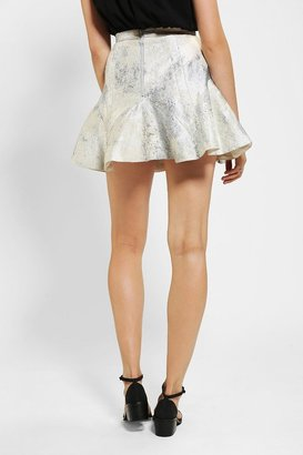 Cameo Lazy Day Jacquard Circle Skirt