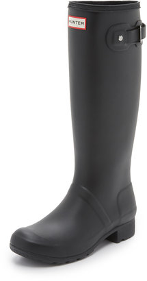 Hunter Boots Original Tour Boots $150 thestylecure.com