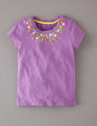 Boden Pretty Embroidered T-shirt