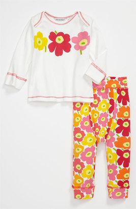 Marimekko 'Unikko' Print Top & Leggings (Infant)