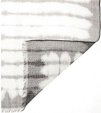 Proenza Schouler CASHMERE AND SILK-BLEND PRINT SCARF