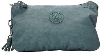 Kipling Creativity Large Pouch (Light Aloe) Clutch Handbags