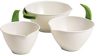 Chef'N Chefn Pop + Pour Mixing Bowl Set