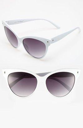 A. J. Morgan A.J. Morgan 58mm 'Contessa' Sunglasses