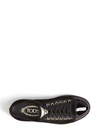 Tod's 'Sport Cassetta' Sneaker