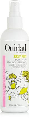 Ouidad Krly Kids Pump N' Go Styling Spray Gel $7.50 thestylecure.com