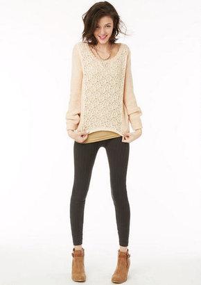 Delia's Sweater Leggings