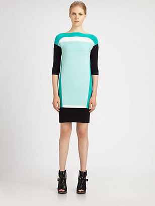 Ohne Titel Textured Knit Dress