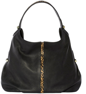 Vince Camuto Margo Leather Hobo Bag
