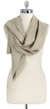 Collection 18 Paisley Jacquard Scarf