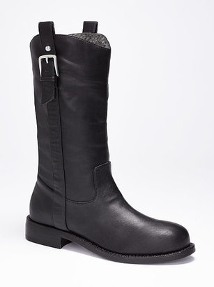 Victoria's Secret Collection Lined Moto Boot