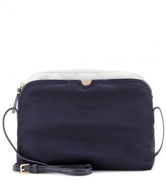 The Row Twill and canvas shoulder bag