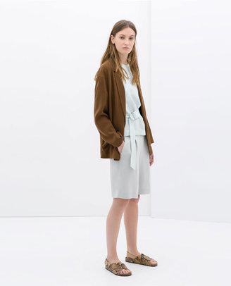 Zara A-Line Blazer